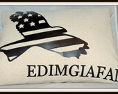 EDIMGIAFAD Pillow Warner Robins Air Force Throw Pillow