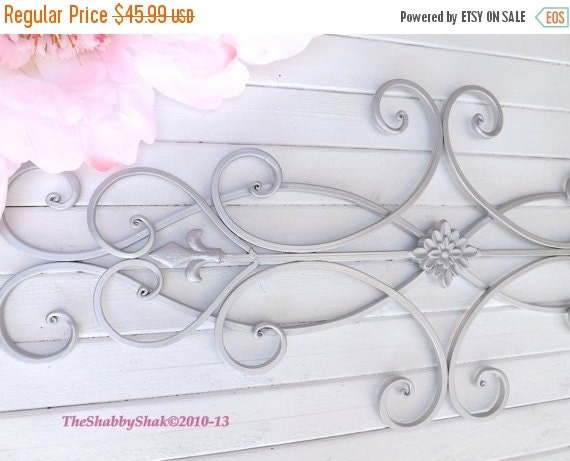 On Sale Wrought Iron Wall Decor / Indoor /Outdoor By