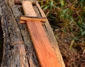 Custom order for gomatlock!! Rondel style toy wooden dagger