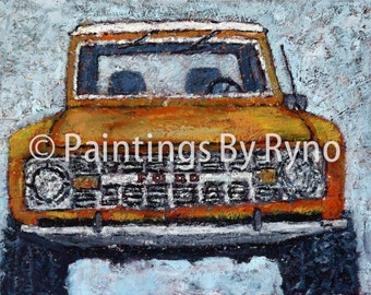 "Shop ""ford bronco"" in Art & Collectibles"