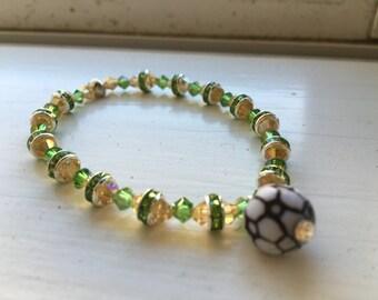 Soccer Girls Bracelets