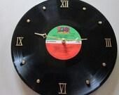 CROSBY, Stills, Nash, & YOUNG 4 Way Street record clock