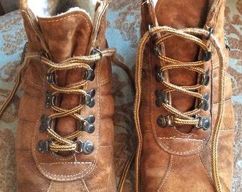 SALE:Rad Vintage Work Boots