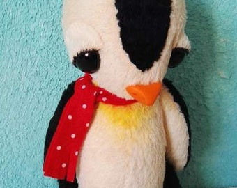PDF Sewing pattern For 7,5 inch Penguin