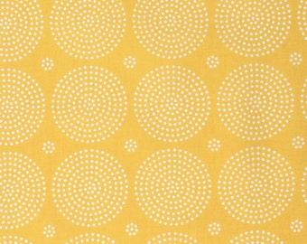 Eclipse in Goldenrod PWJD114 - ATRIUM - Joel Dewberry for Free Spirit Fabrics - By the Yard