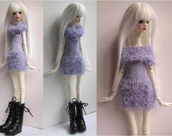 Doll-Chateau KID: Knitted Sheath Dress