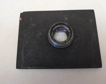 Vintage Camera Lens - Steam Punk - DeJur  Projection Chromtar 135 mm f 4.5