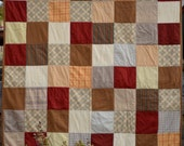 Countryside Quilt, Twin size