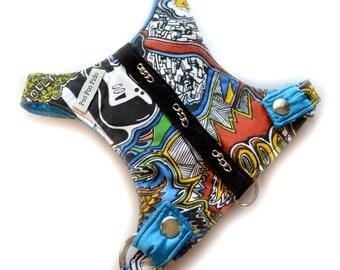 Dog Harness | Pet | Harness | Pet Supplies | Small Dog | Choke Free | Mars Hotel Harness Vest