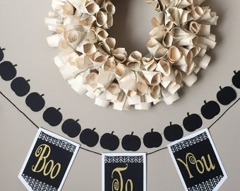 Boo To You Banner