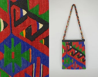 TURKISH Kilim Cross-Body Bag