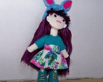 poseable cloth doll  etsy