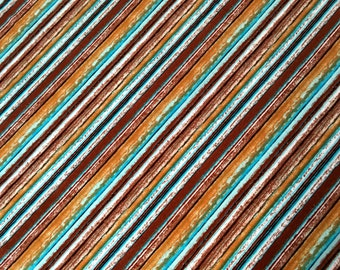 Lycra Fabric Watercolor Stripe Lycra Swimwear Dance Wear Swimsuit 4 Way Stretch Fabric Crafts Sewing Y22