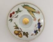 Royal Worcester of England Eversham Gold Casserole Dish