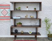 Oxelaand Multilevel Bookcase - Tall