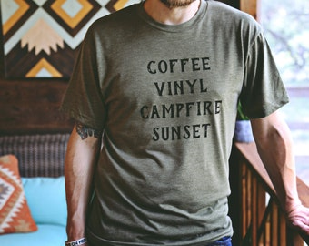 The Coffee Tee - Unisex
