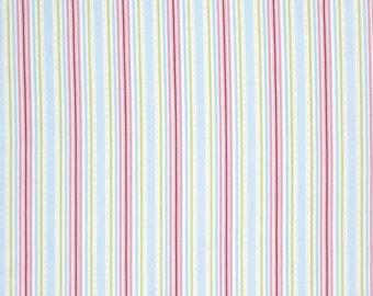 Tanya Whelan for Free Spirit - LULU ROSES - Liza in Sky - Stripes