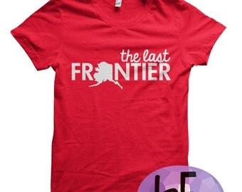 Alaska Frontier: made-to-order tshirt