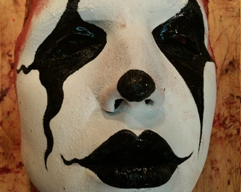 READY TO SHIP - Joanna Silicone Clown Mask