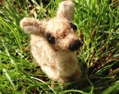 Miniature deer fawn, ready to ship