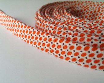 Bias tape ** Half-inch wide - Double fold - 4 yards **