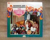 CRAZY CUPID SALE Mega-Rare...The Strawberry Alarm Clock - Incense and Peppermints - 1967 Vintage Vinyl Record Album...Original 1st Pressing