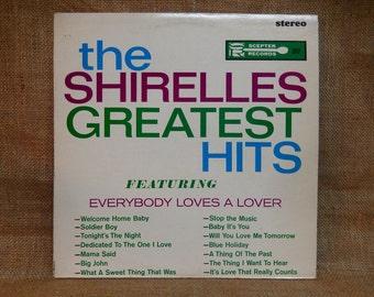 The Shirelles - The Shirelles Greatest Hits - 1965 Vintage Vinyl Record Album