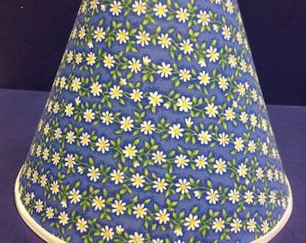 Daisy Flower Lamp Shade