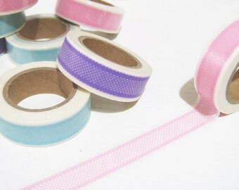 Pink Lace Washi Tape, Planner Washi Tape, Pink Lace Washi Tape 15mm x 10mt, Decorative Tape, Card Making, DIY Paper Crafts, Craft Tape