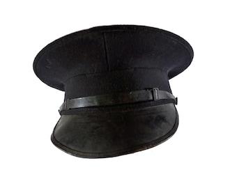WWI Era Visor Cap Hat