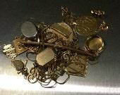Reserved Michael -47 Grams of 14K yellow GOLD lot scrap or not scrap   VJSE