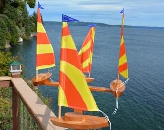 2017 Go Stripes Four Boat Whirligig