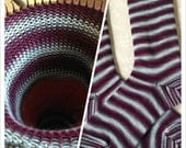 Sock Cranking Services - Your Yarn, My CSM : Antique Sock Machine Knitting Services Handmade socks Knitted socks