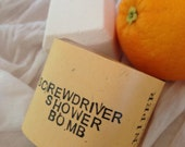 Screwdriver Shower Bomb – Refreshing Spa Treatment – Aromatherapy – Steam Therapy