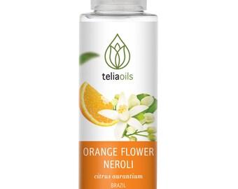 Orange Blossom ( Neroli) Organic Floral Water, 100% Natural Hydrolate