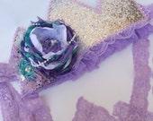 1st Birthday crown Birthday hat Princess crown Cake smash photography prop Glitter crown sparkle crown flower crown