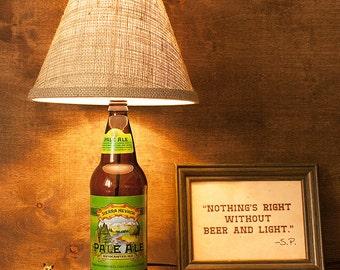 Sierra Nevada Table Lamp Beer Bottle 24oz Free US Shipping