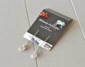 Earring Set, Swarovski Crystal Earrings, Wrapped Gemstone Earrings, Interchangeable Jewelry