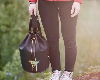 Backpack - Dreamer Bucket (Large)