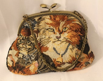 Made to Order: Fanciful Feline's Handbag
