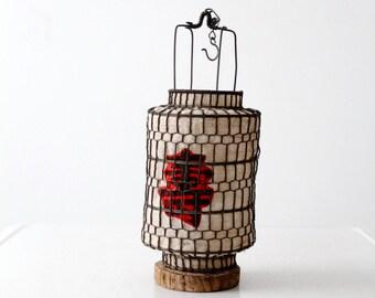 FREE SHIP  vintage Chinese lantern