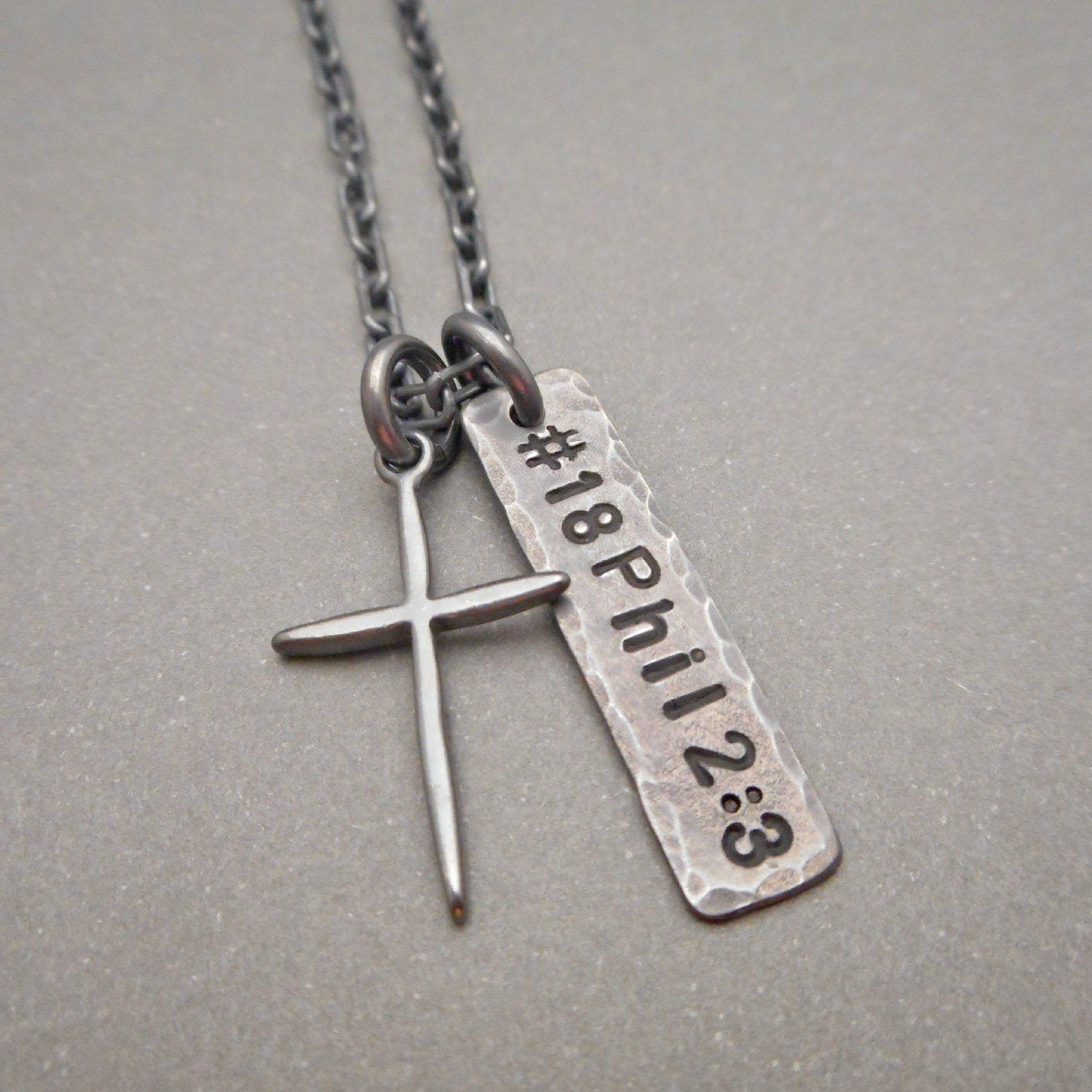 mens cross necklace mens jewelry mens necklace cross