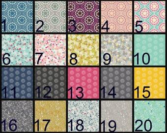 Crib Blanket, Crib Bedding, Crib Quilt, Baby Bedding, Stripe Baby Quilt, Stripe Baby Blanket, geometric, circles, dots, medallions