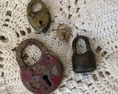 4 Antique Petite Locks That Are Looking For A New Job
