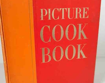 Vintage Life Picture Cook Book