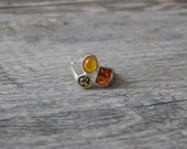 HandCrafted Natural Baltic Amber Ring