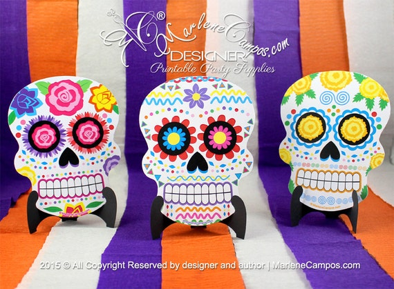 like this item - Day Of The Dead Halloween Decorations