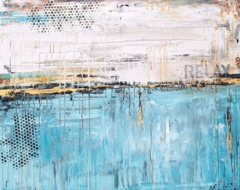 Painting ,wall art ,   abstract  painting ,Acrylic painting ,Wall Decor , from   Jolina Anthony