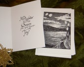"HOLIDAY SALE: 2013 Christmas Cards-- ""Wonder"""