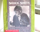 Shock Shots Miniature Scholastic Books/Ghosts/Vampires/Zombies/Monsters NIP